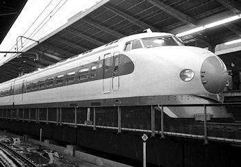 東京駅、新宿駅(1968年8月~)